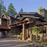 Mountain White Home Design