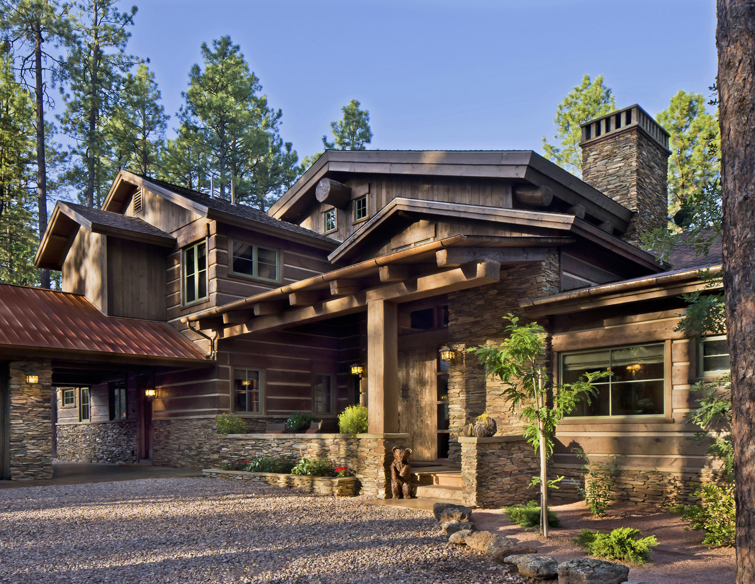 Groovy Mountain Home Design Ideas Edepremcom Lodge Style House Plans Inspirational Interior Design Netriciaus