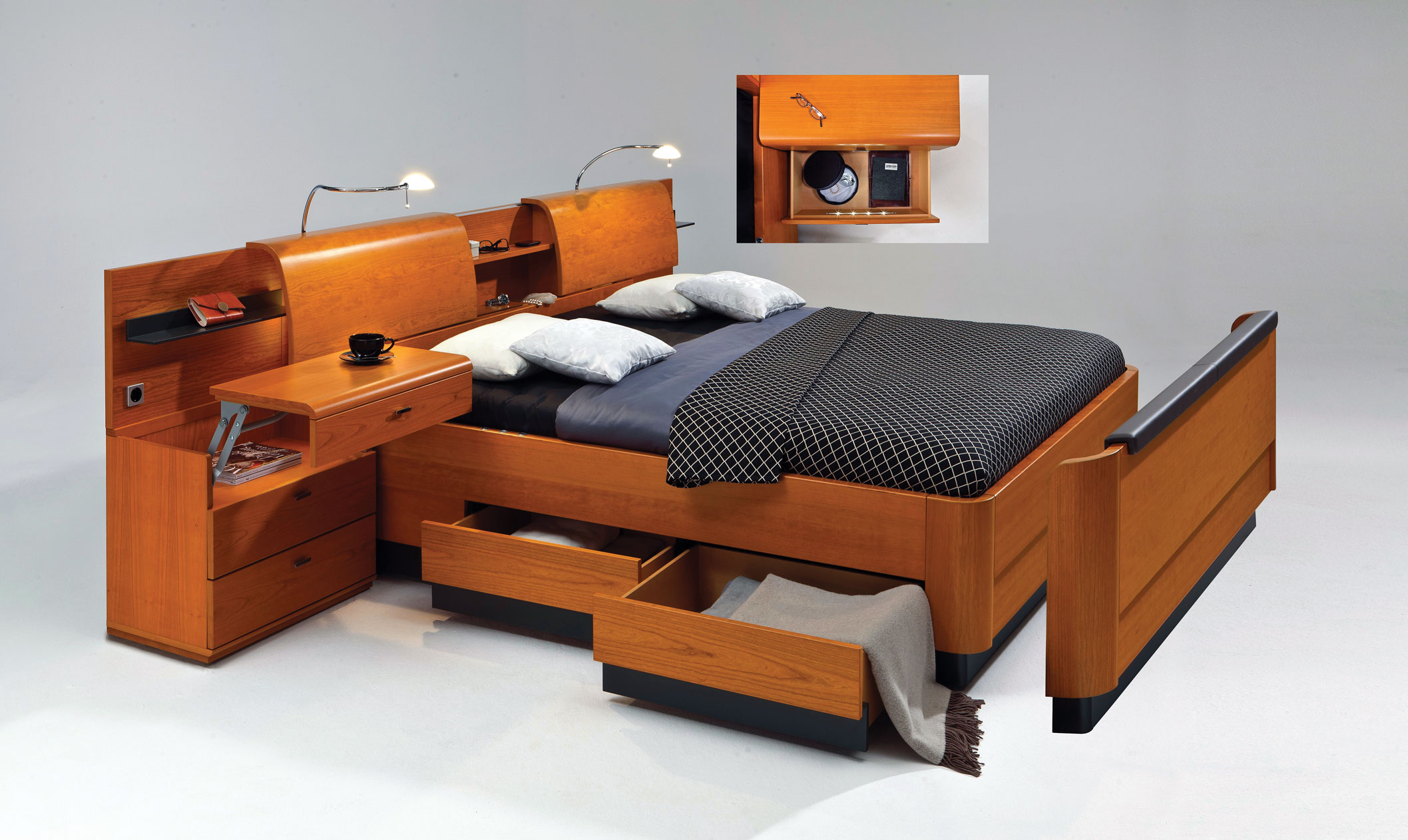 Multifunctional furniture for small spaces homesfeed for Home furniture