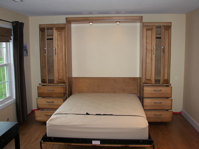 Murphy bed reviews homesfeed - Murphy bed for small spaces decoration ...