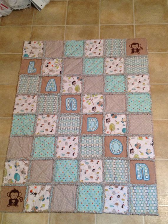 Baby Quilt Patterns For Boy : Baby Boy Quilt Patterns Ideas HomesFeed