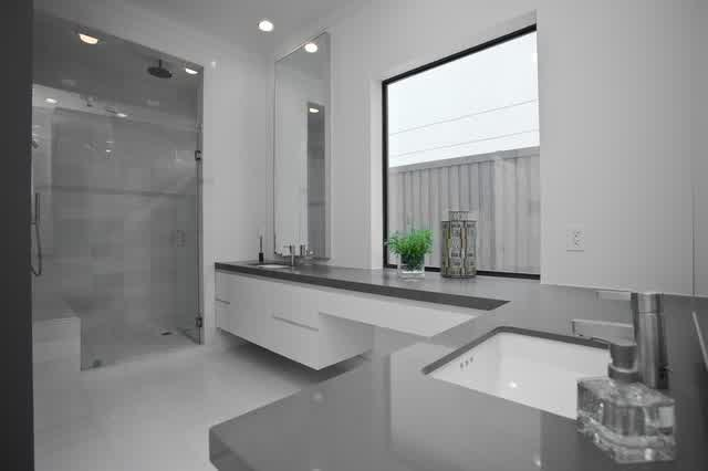 Grey Quartz Countertops For Kitchens