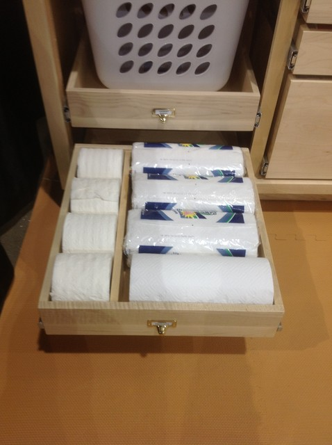 Brilliant Bathroom Cabinet Organizers - HomesFeed