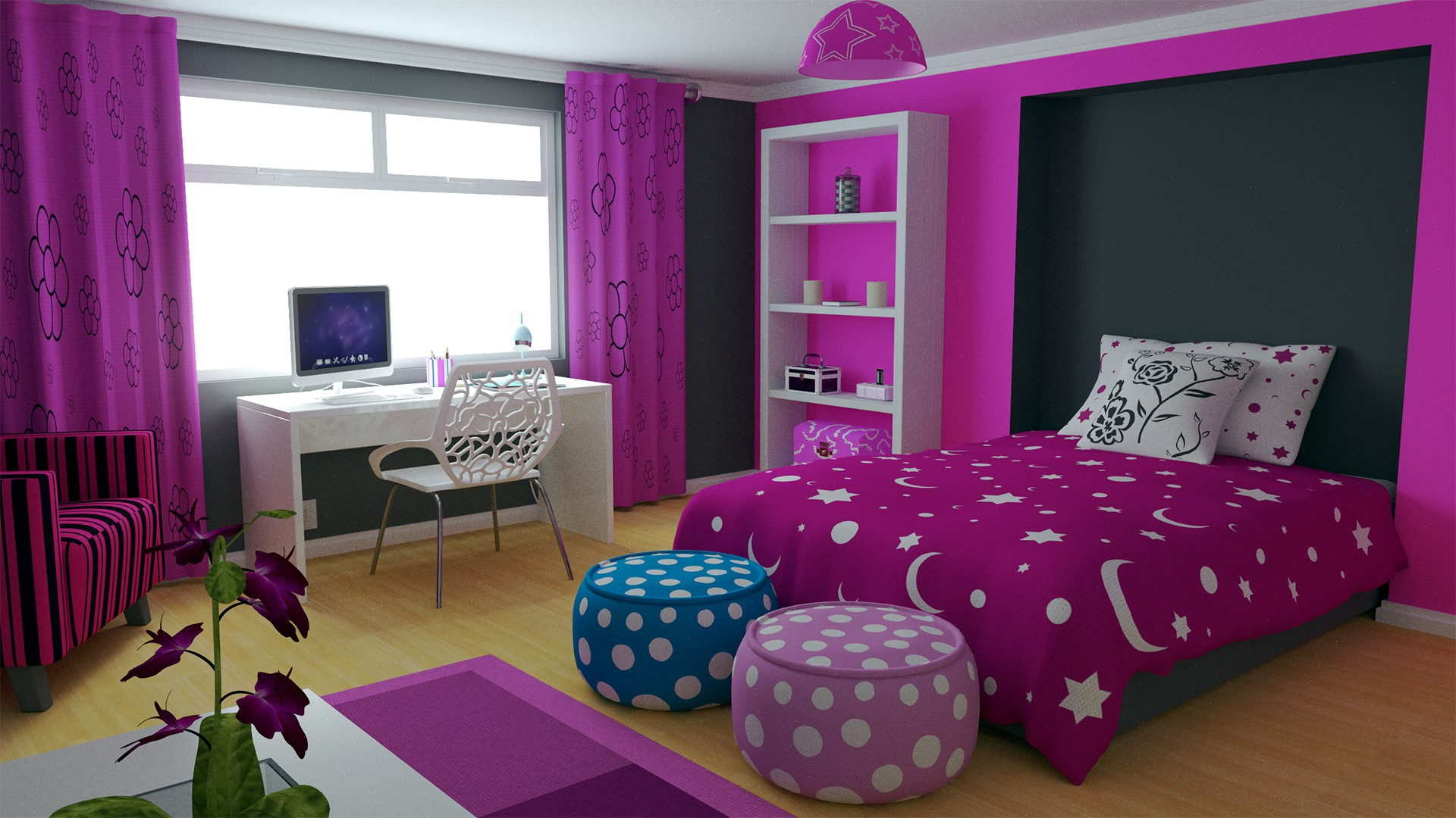 chairs for teenage rooms ideas | homesfeed