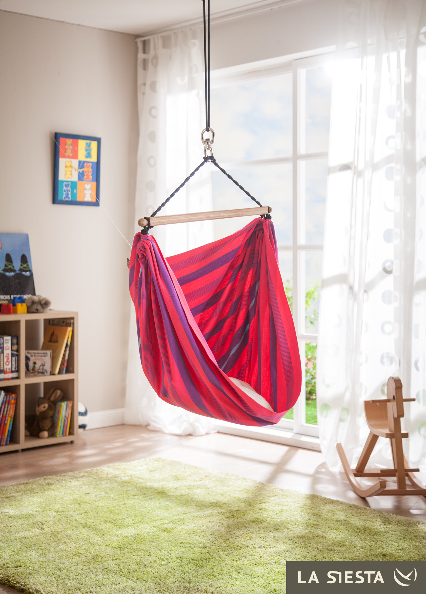 Modern baby swing ideas homesfeed - Hammock chairs for bedrooms ...