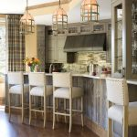 Restoration Hardware French Bar Stool With White Chairs Classic Chandeliers