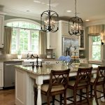 Restoration Hardware Madeleine Bar Stool WIth Awesome Chandeliers Wooden Chairs Grey Kitchen Curtains