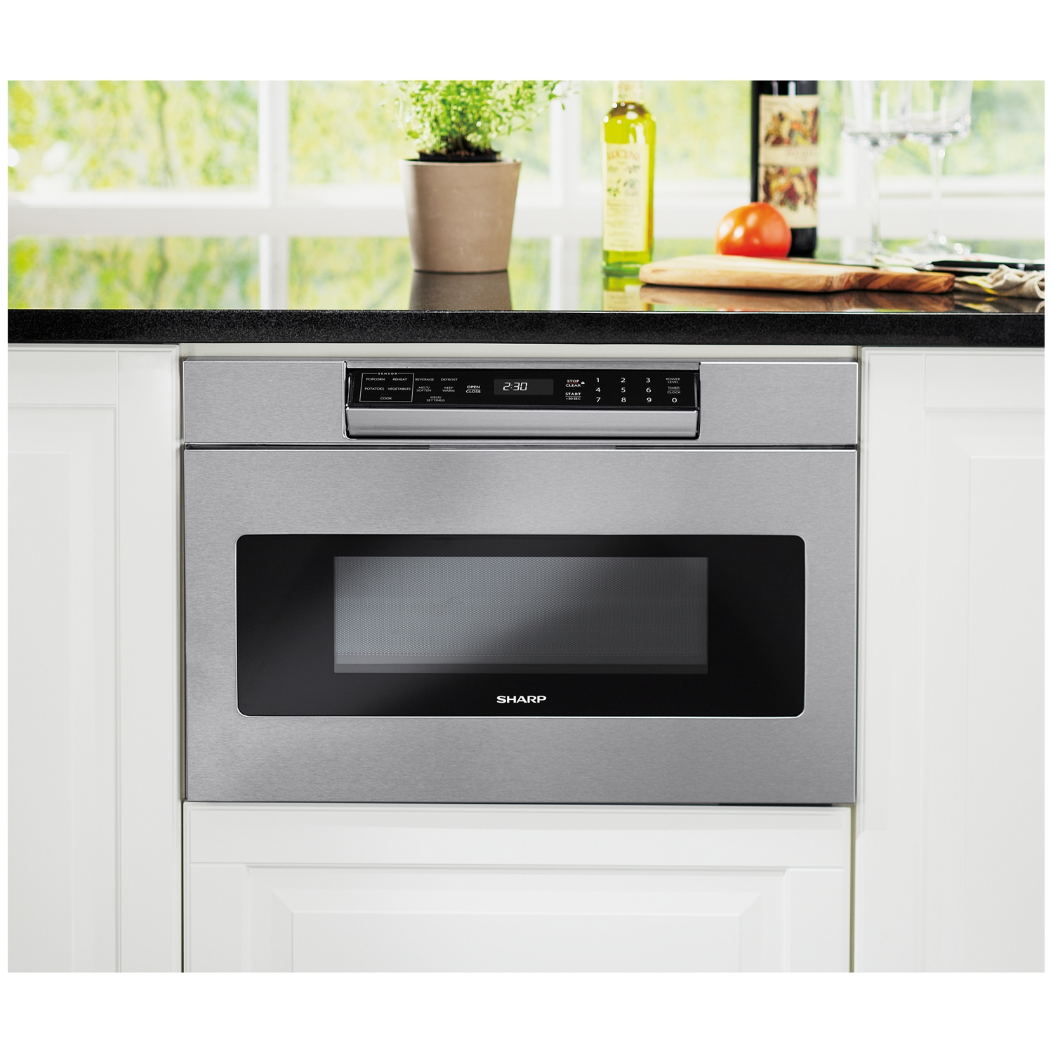 Under Counter Microwave For Easier Works: Recommended Microwave Drawers For Your Kitchen