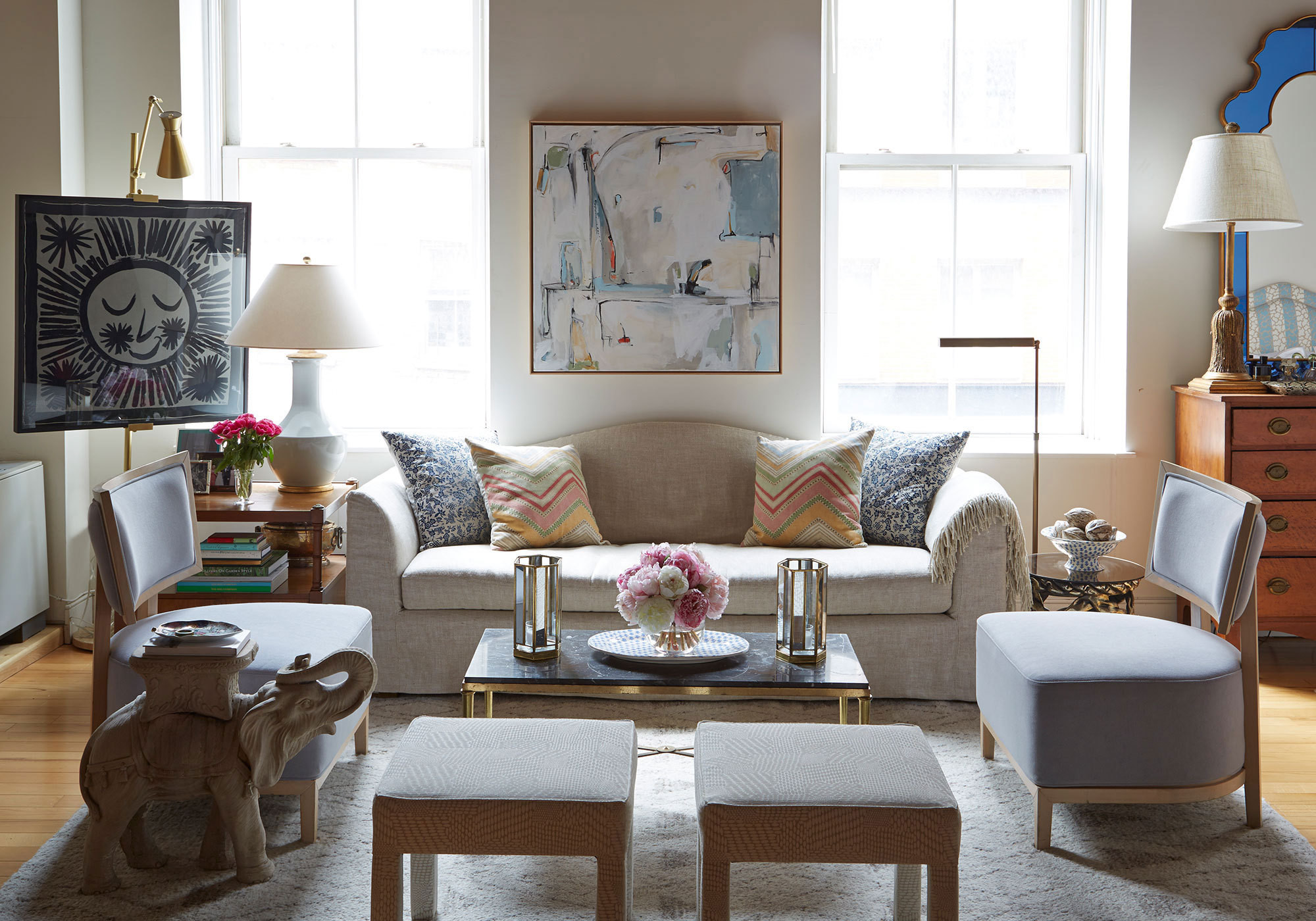 Manhattan Home Design | HomesFeed
