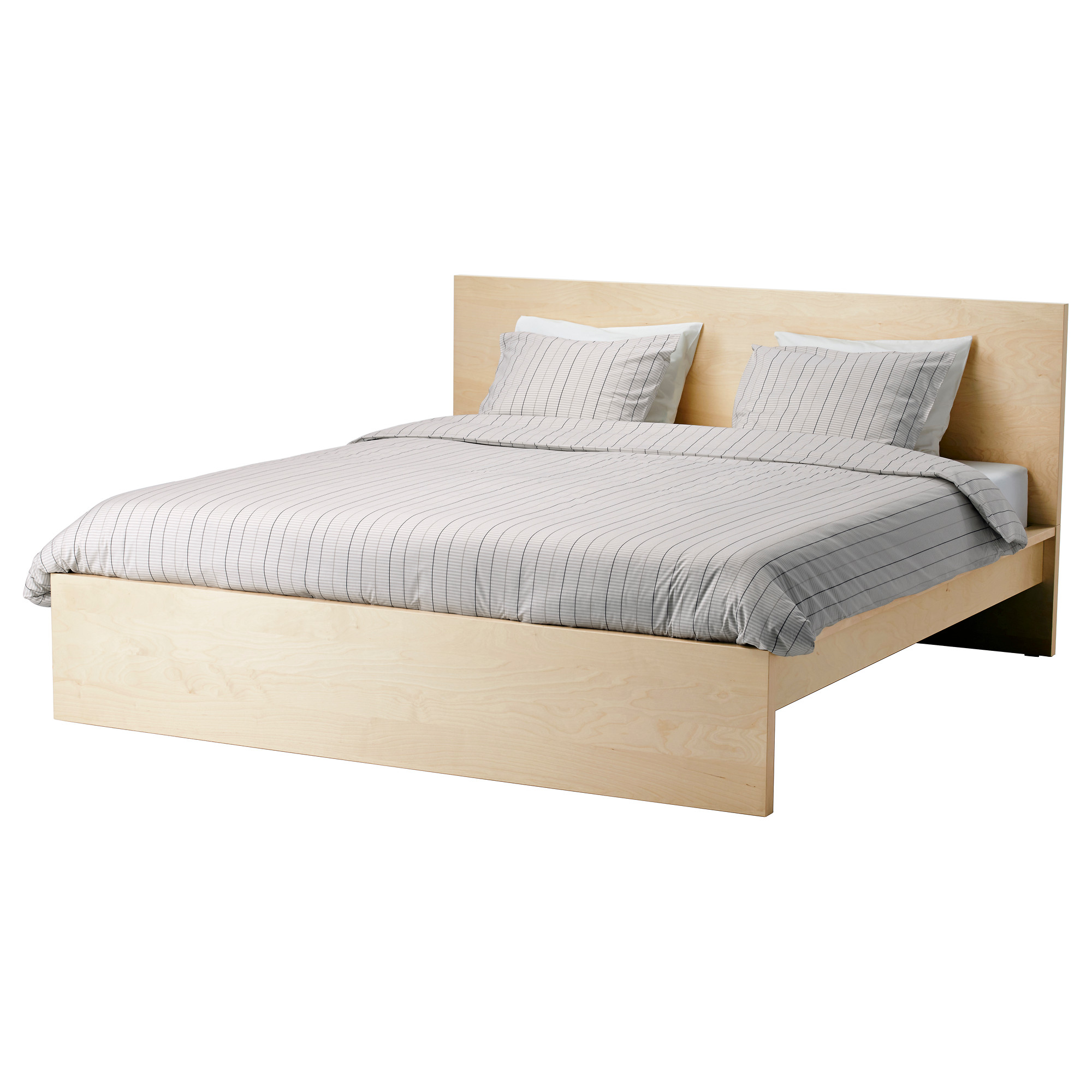 ikea king platform bed homesfeed
