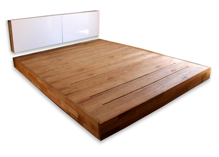 how to take apart a king bed frame