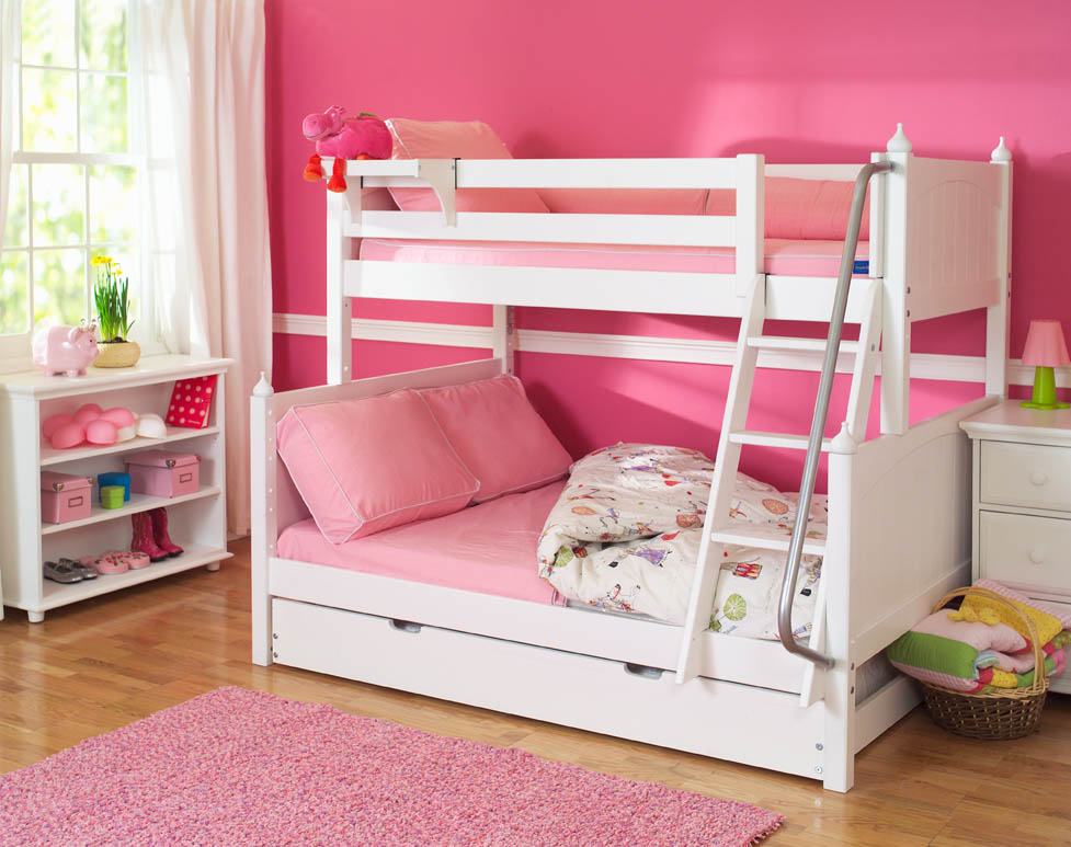 Toddler twin beds for kids room homesfeed Futon for kids room