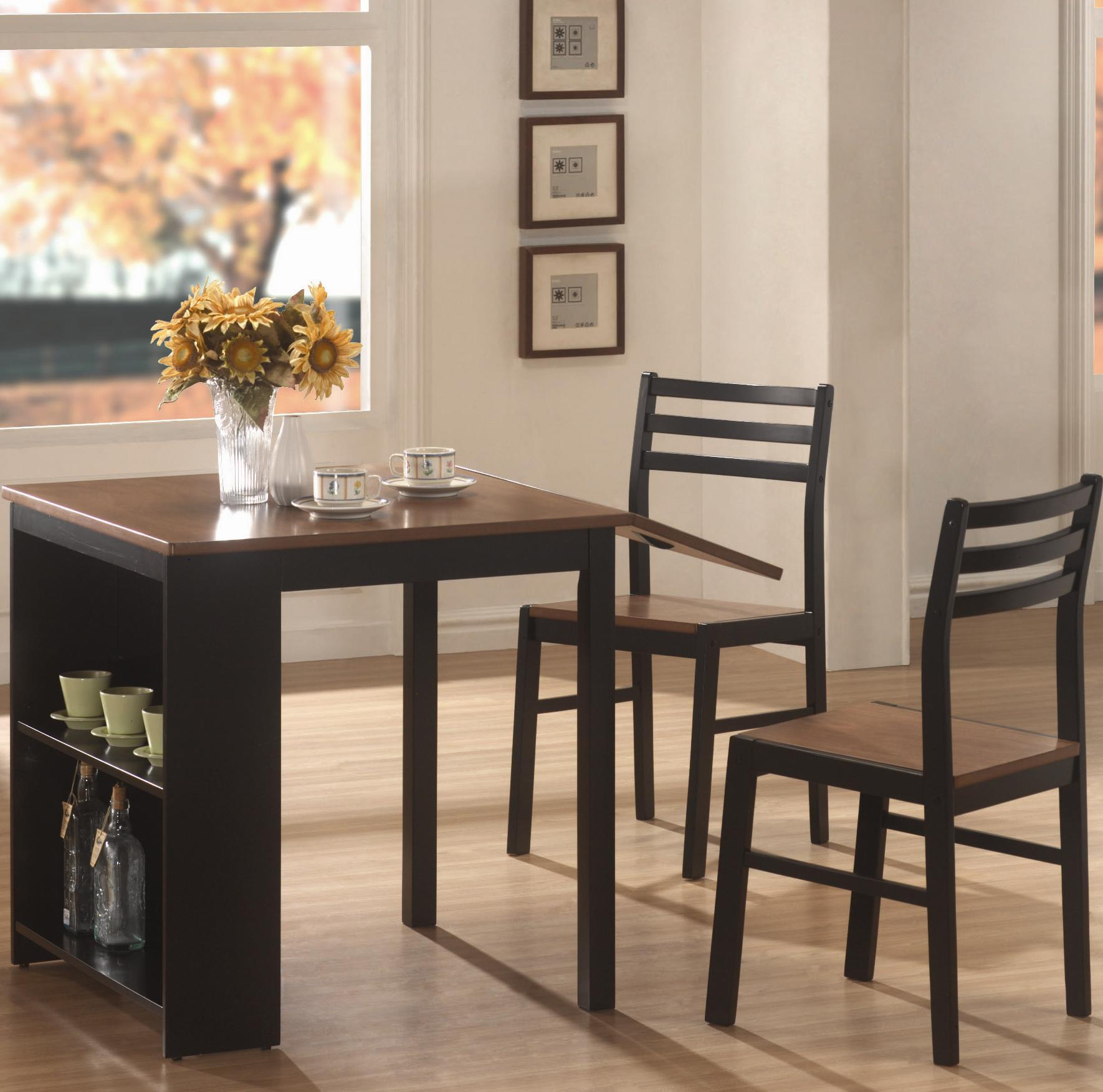 small rectangular kitchen table sets