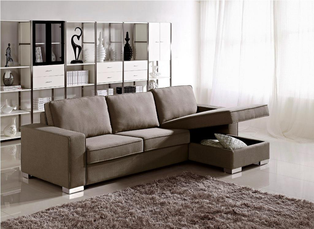 small sectional sofa with chaise perfect choice for a small space homesfeed. Black Bedroom Furniture Sets. Home Design Ideas