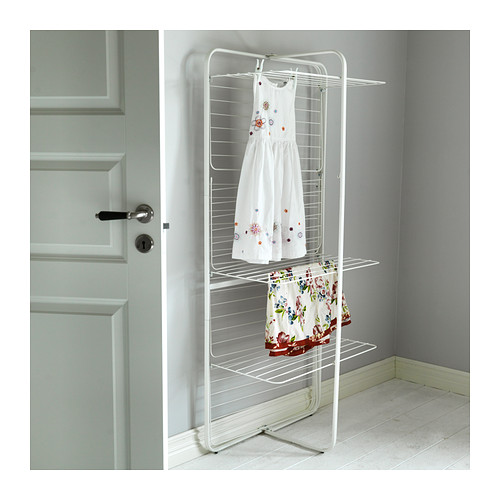 Clothes drying rack ikea homesfeed for Ikea clothes rack