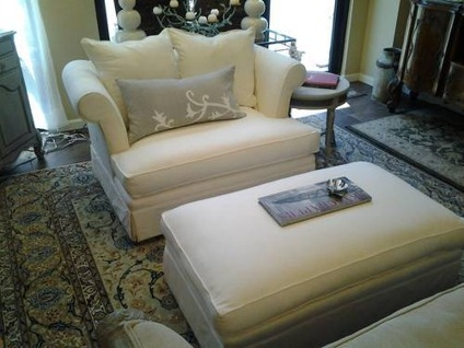 Super Comfortable And Luxury Bernhardt Chair And One