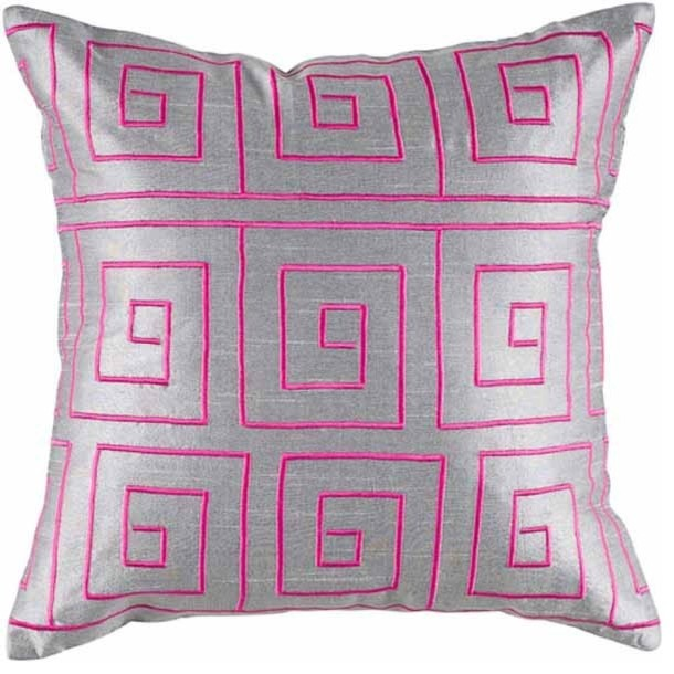 Wide Variants of Pink Accent Pillows for Indoor or Outdoor Decor ...