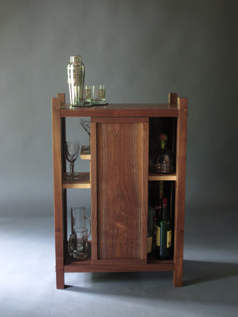 Mid Century Modern Bar Cabinet Ideas Homesfeed