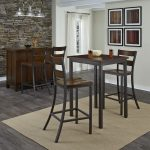 The-Cabin-Creek-bistro-table-by-Home-Styles-with-hardwood-solids-and-veneers-in-a-heavily-distressed-multi-step-and-chestnut-finishing