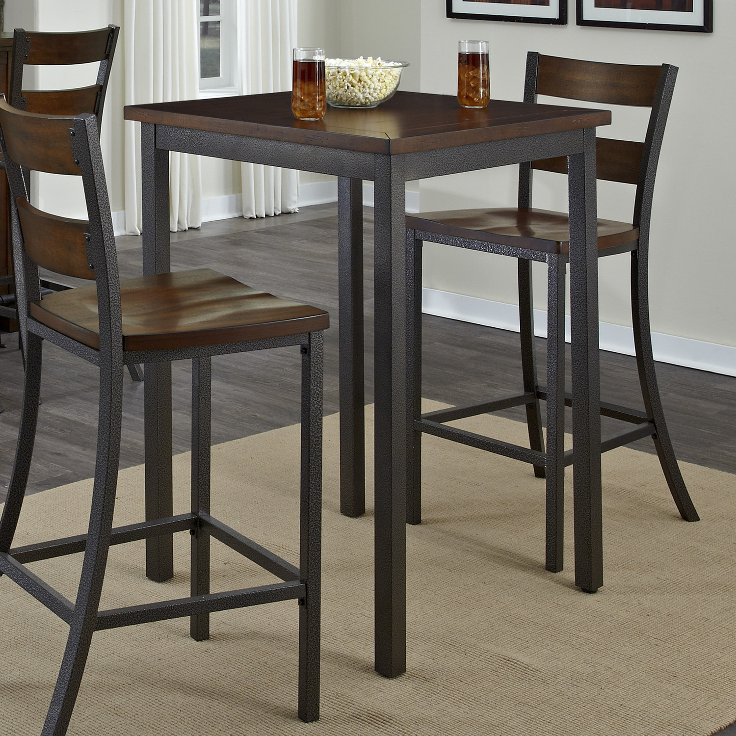 The Cabin Creek Bistro Table By Home Styles