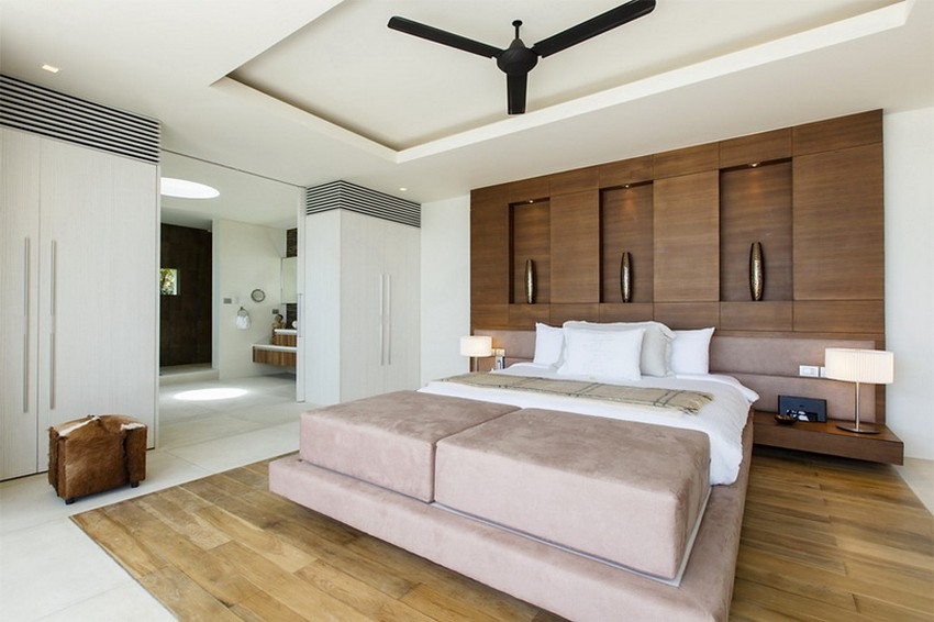 Recessed Ceiling Fan For A Sleek Look HomesFeed