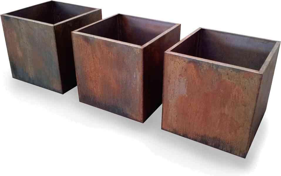 how to make corten steel