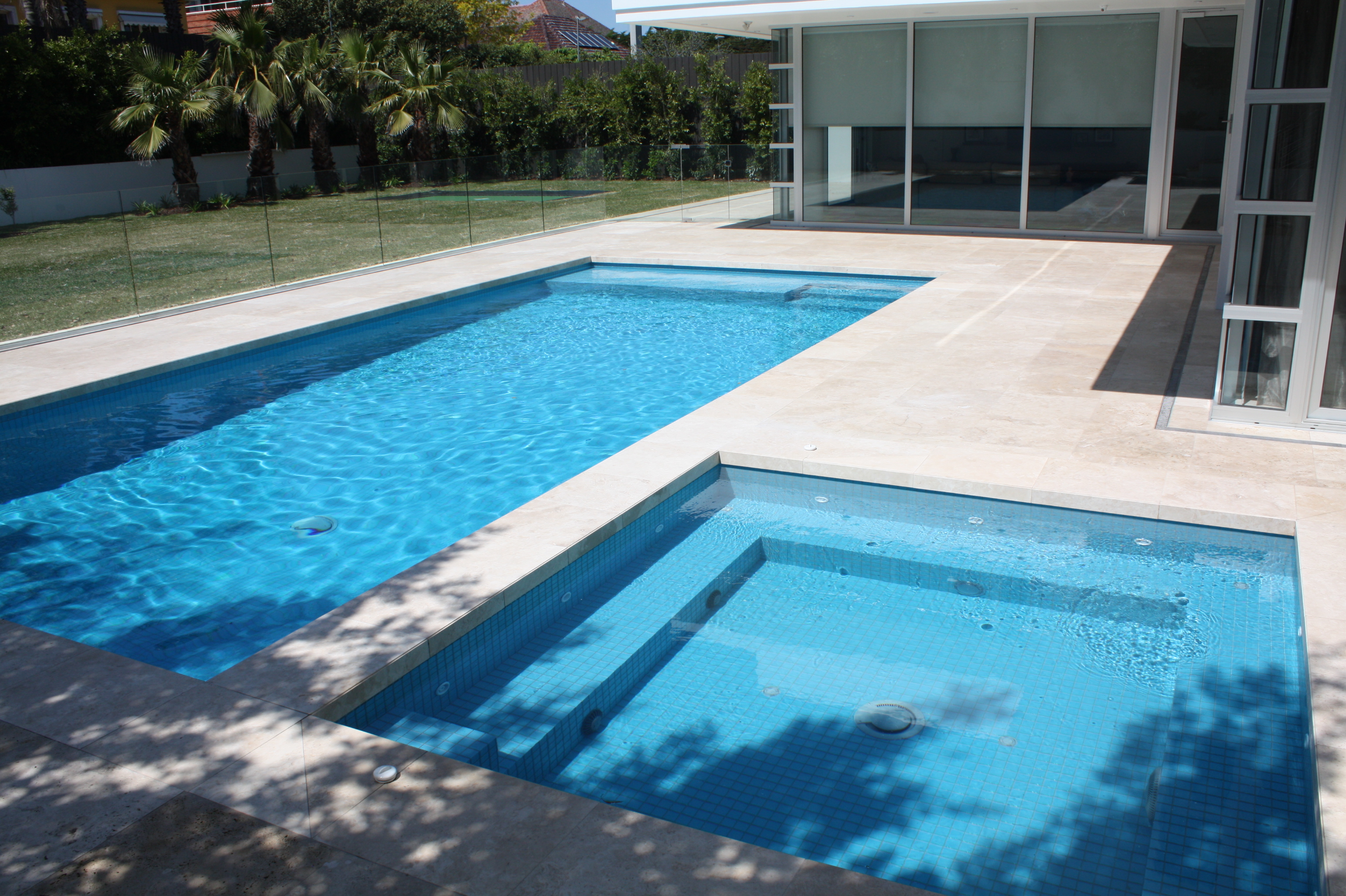 Rectangular Pool Designs Homesfeed