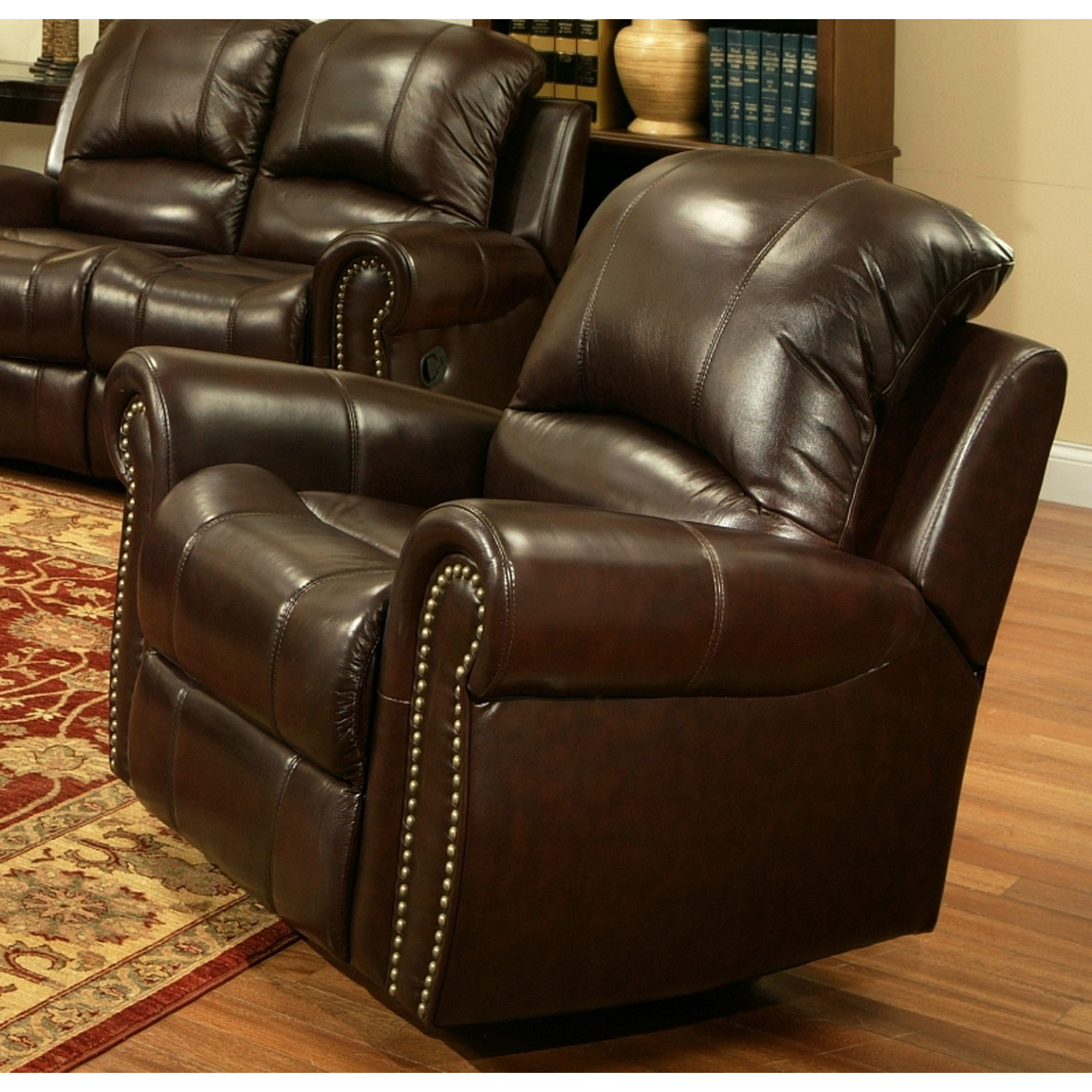 Two Recliners In Hardwood Floor Room Near Decorative Rug & Top Rated Recliners | HomesFeed islam-shia.org