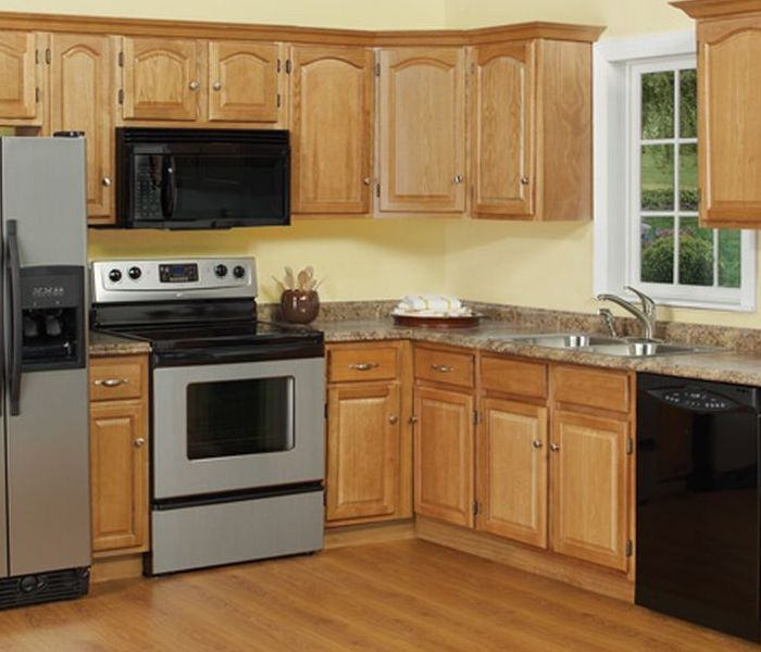Kitchen cabinets clearance homesfeed for Clearance kitchen cabinets