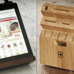 Victorinox-iPad-Knife-Block-with-13-slot-for-knives-and-a-place-for-tablet-and-ipads-
