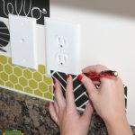 Wall Sticker Removable Tile