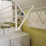Wall mount cloth drying rack IKEA