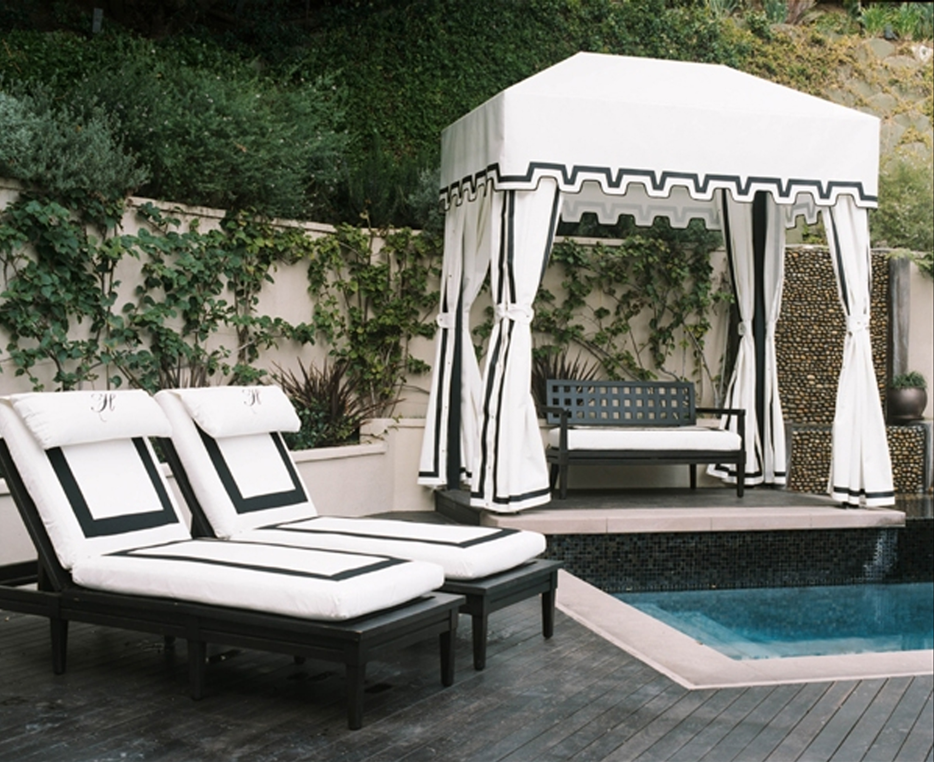Pool Cabana Kits Design Homesfeed