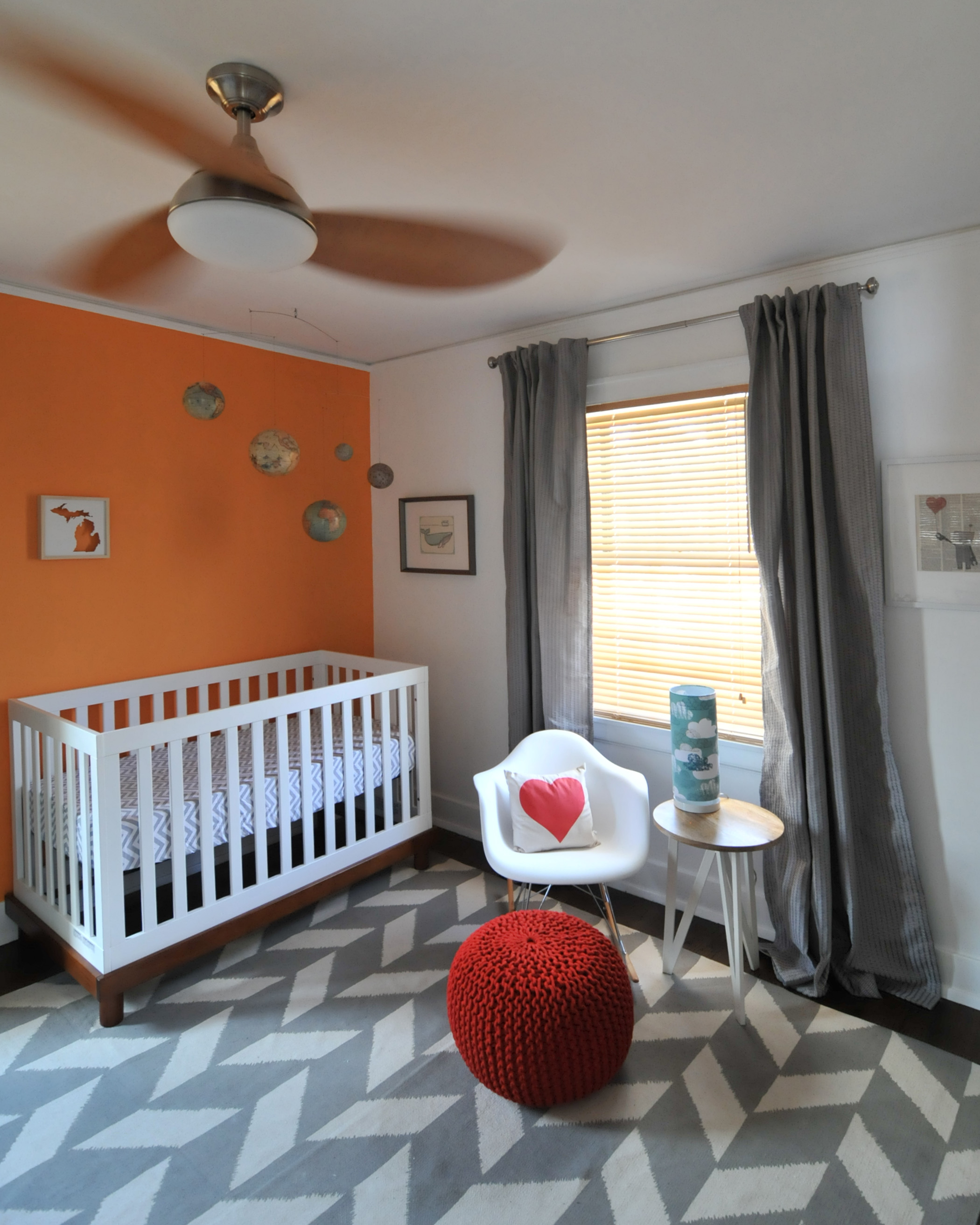 Baby Room Drawing: Cool Baby Mod Cribs Design