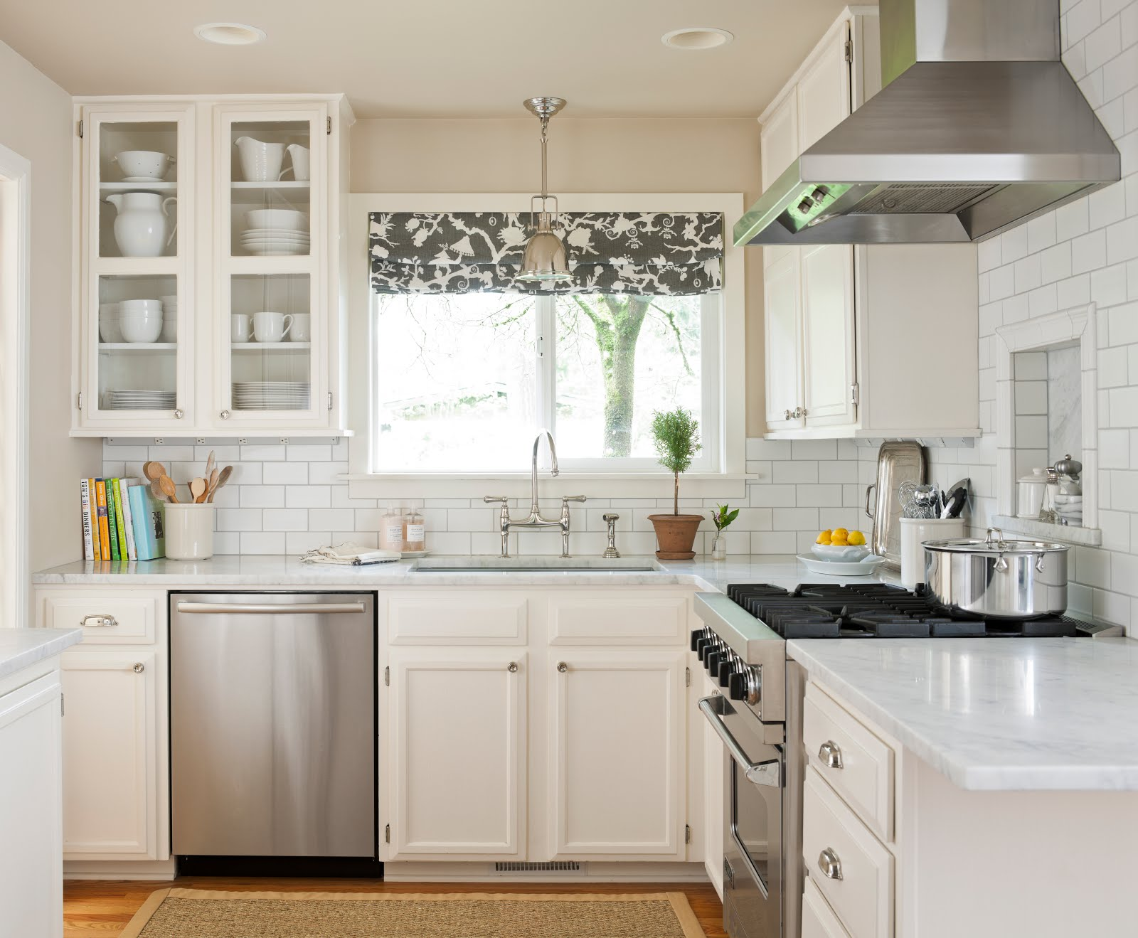 Kitchen Window Covering Ideas Farmhouse Sink Review Pros U0026 – Kitchen Valances Ideas