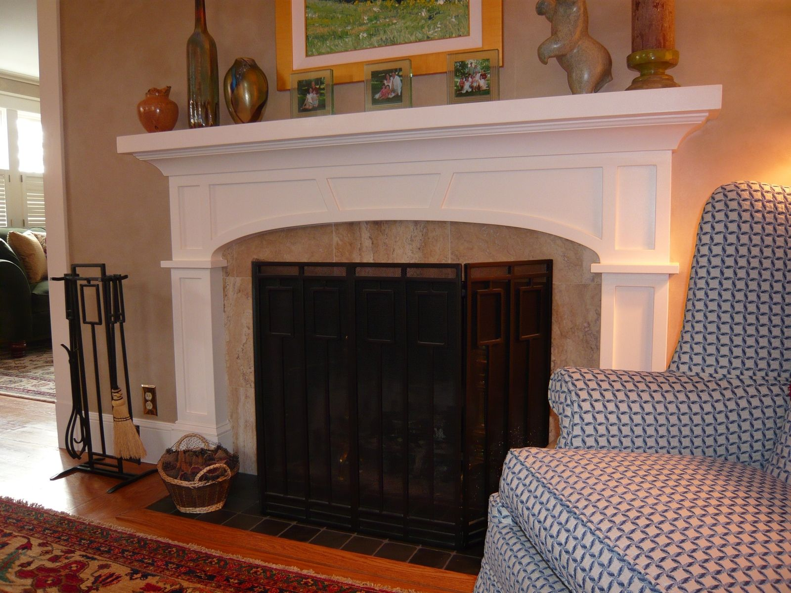 fireplace surround kits ideas homesfeed