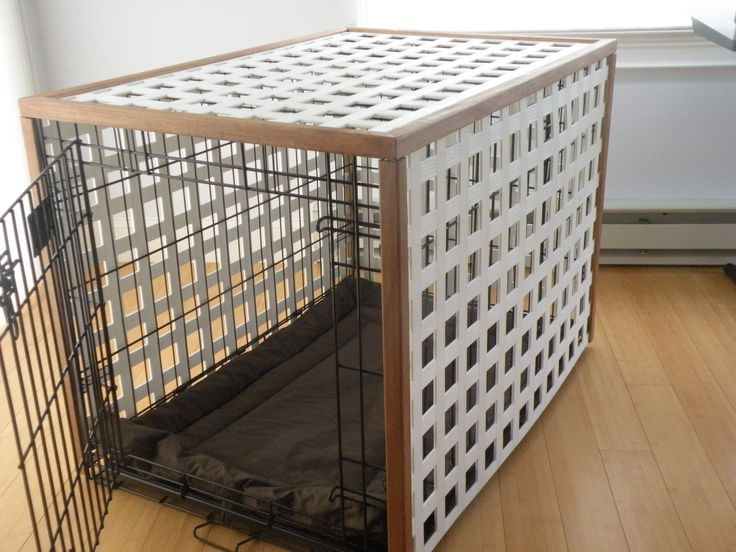 dog crate covers wood x large white cover big holes ventilators diy ideas
