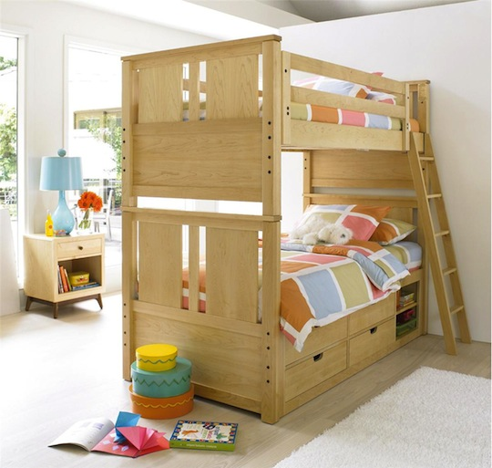 toddler twin beds for kids room homesfeed. Black Bedroom Furniture Sets. Home Design Ideas