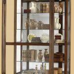 Wooden Brown Mounted Big Cabinet