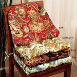 Wooden Chair With Stylish Cushion In Different Color