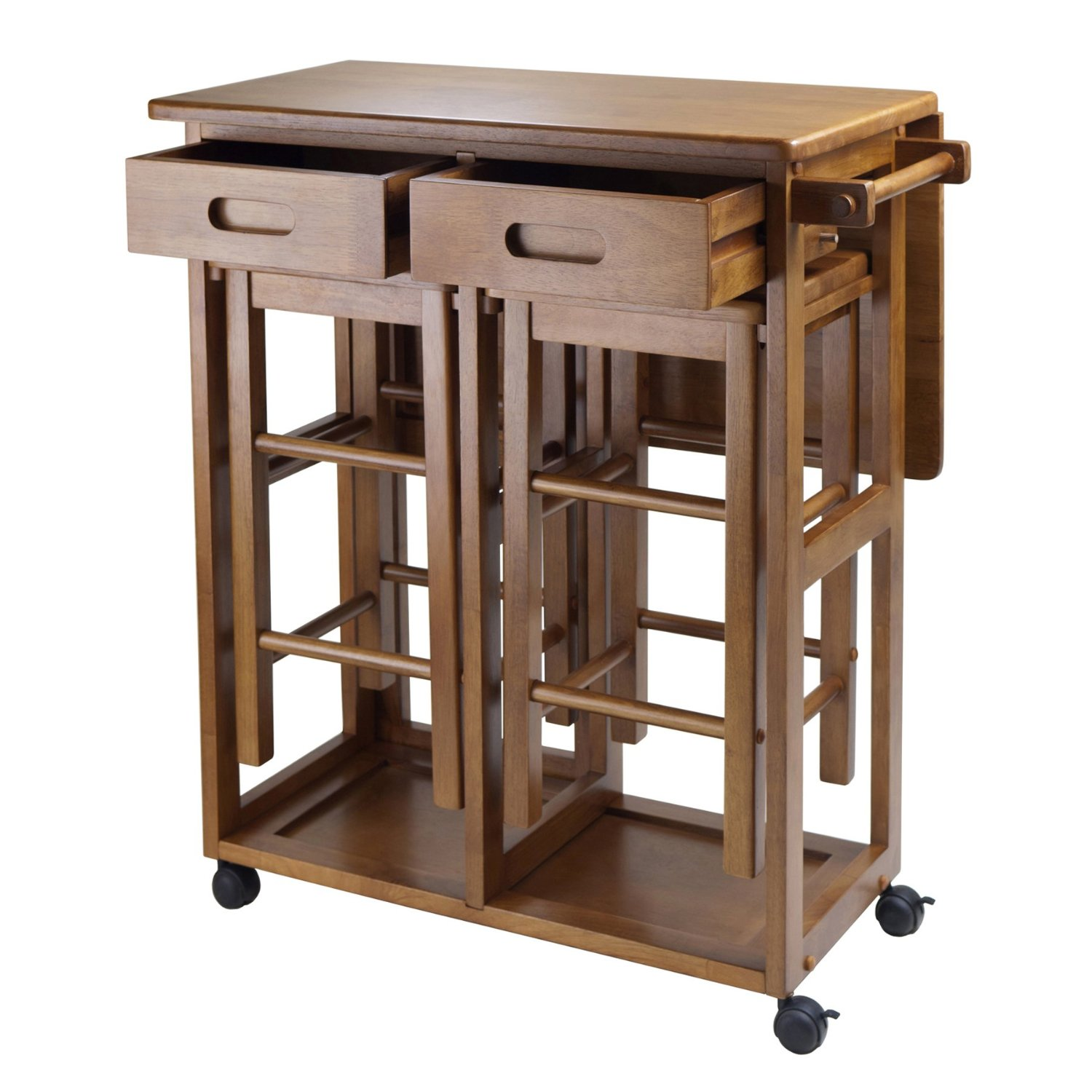 Drop Leaf Tables for Small Spaces - HomesFeed
