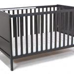 Wooden baby crib IKEA