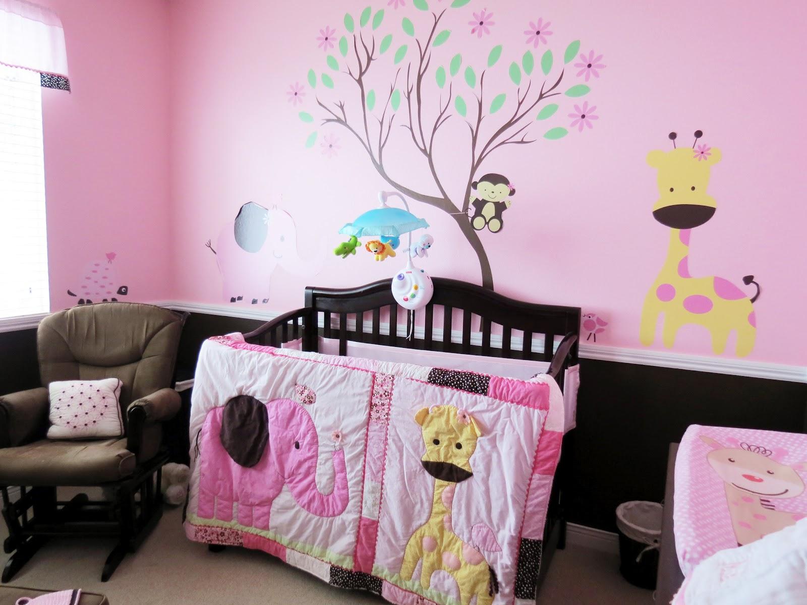 Zoo Theme Of Baby Room