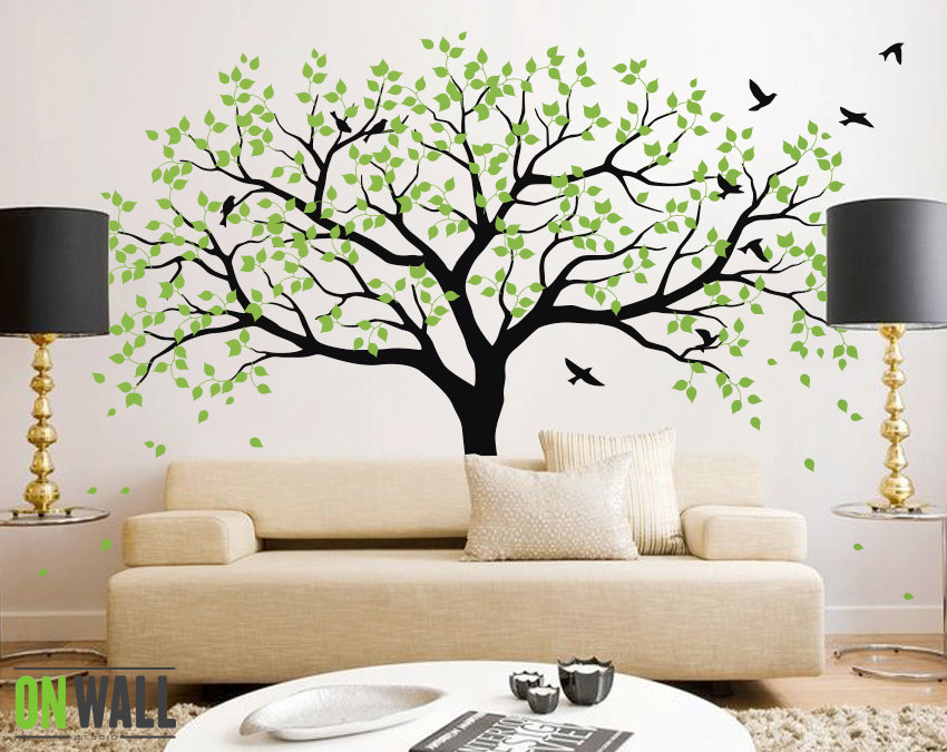 Best Interior Decoration With Temporary Wall Covering