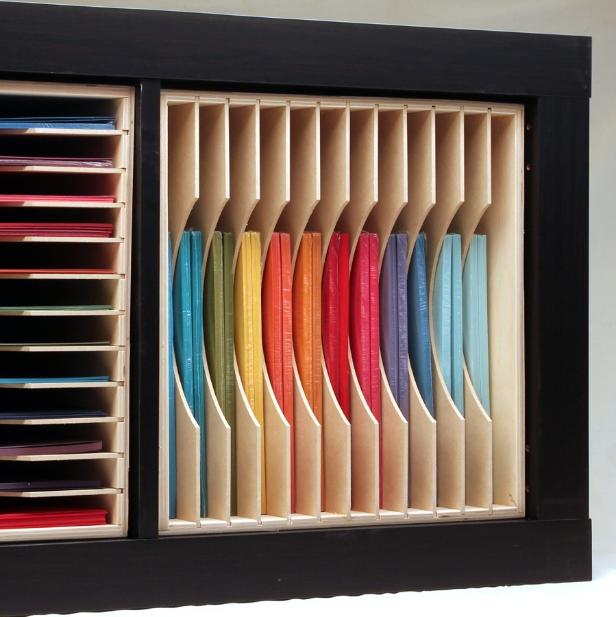 Ikea Craft Paper Storage