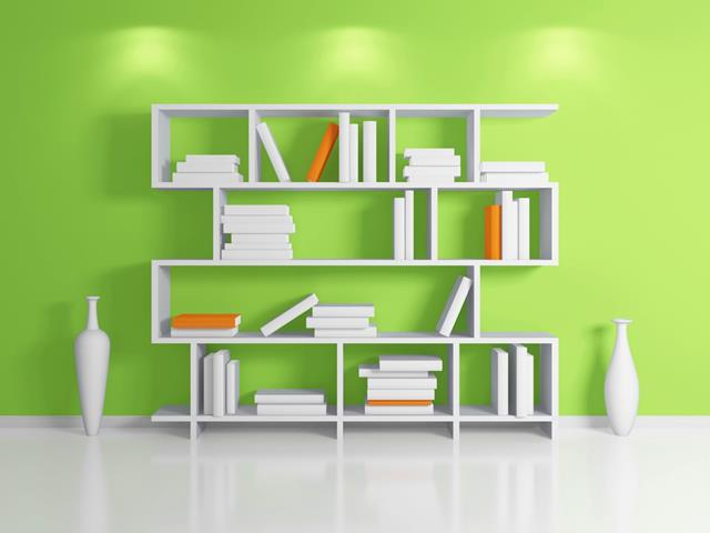 Книжные обои рабочего стола