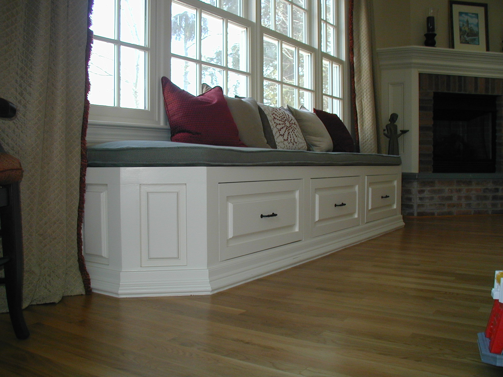 Dining Room Bench Seating Built Ins