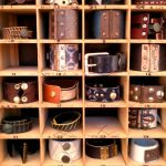 awesome belt storage ideas with a lot of storage