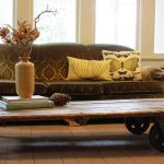 Amazing Rustic Coffee Table Ideas Stunning Decorations 15 On Cozy Living Room Designs