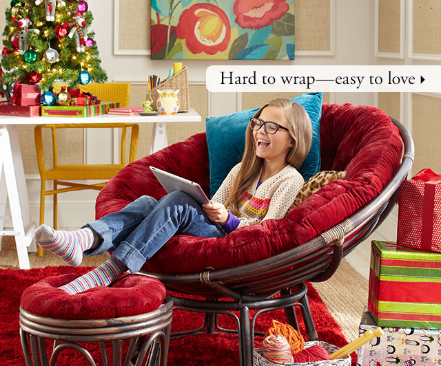 Stylish Papasan Chair For Kids And Kids Room